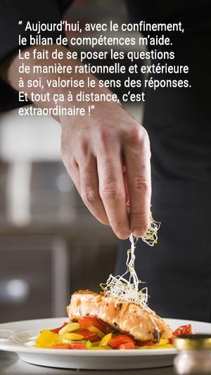 Témoignage de François, restaurateur